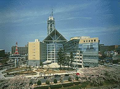 富山市庁舎|工事実績|佐藤工業株式会社